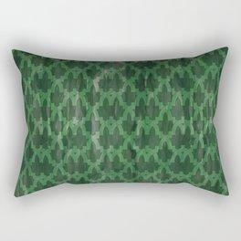 Al-Hamra forest Rectangular Pillow