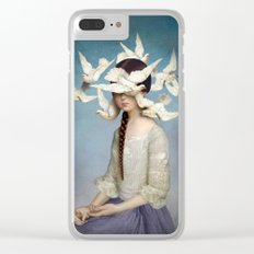 The Beginning Clear iPhone Case