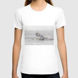 Row, Jersey Shore T-shirt