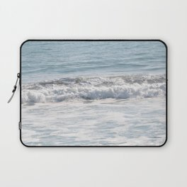 TEXTURES -- Surf   at San Clemente Laptop Sleeve
