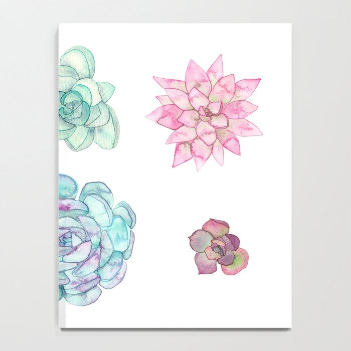 Succulents 2 Notebook