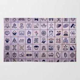 Tiles of NYC Rug