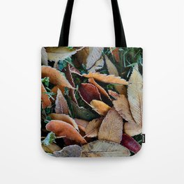 frosty mornings Tote Bag