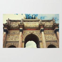 Arc de Triomphe du Carrousel Rug