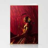 blackhawks Stationery Cards featuring Blackhawks Tribute by Bryan Butler Art