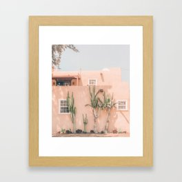 Vintage Los Angeles Framed Art Print