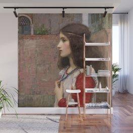 John William Waterhouse - Juliet Wall Mural