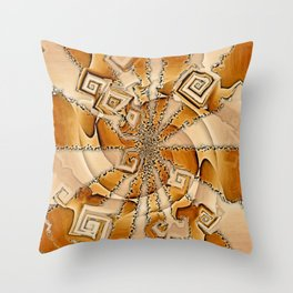 Funky boogie 16316 Throw Pillow