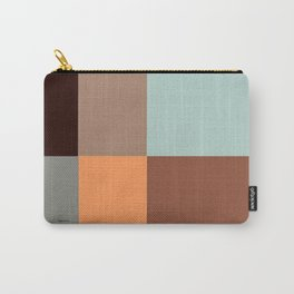 Projection and Perception Carry-All Pouch