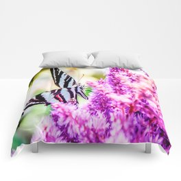 Beautiful Butterfly Comforters