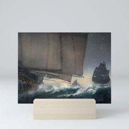 Pirates! Mini Art Print
