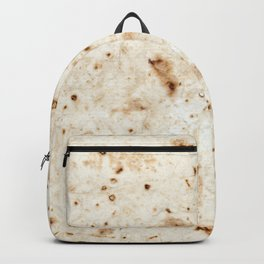 snackbreak; taco burrito flour tortilla  Backpack