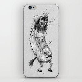 Warrior iPhone Skin
