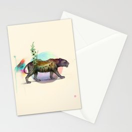 Panthera onca Stationery Cards