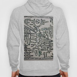 Bellow the Earth Hoody