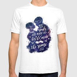 Whatever our souls T-shirt