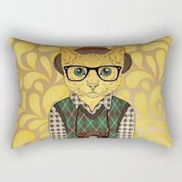CatBoy Rectangular Pillow