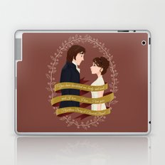 You bewitched me Laptop & iPad Skin