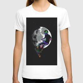 Moonlit Scooter Champ T-shirt