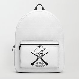 Skull and rifles Backpack