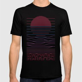 Leave The City For The Sea T-shirt