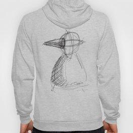 Metaphysical Penguin Hoody