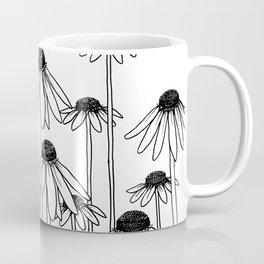 Daisy Doodle Coffee Mug