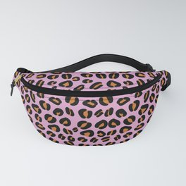 Leo - Pink Fanny Pack