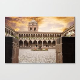 Travel Photography Canvas Print