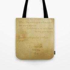 Make You Feel My Love Tote Bag