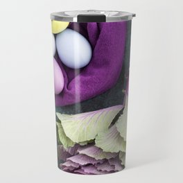 Easter floral still life Travel Mug