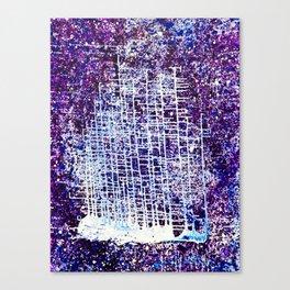 Network Island Canvas Print