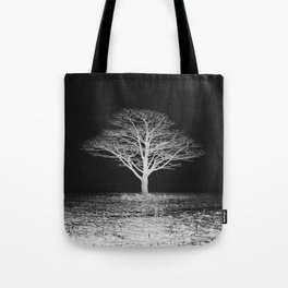 Bitter Night Tote Bag