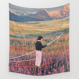 It Will All Work Out Wall Tapestry