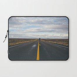 Explore The Open Road Laptop Sleeve