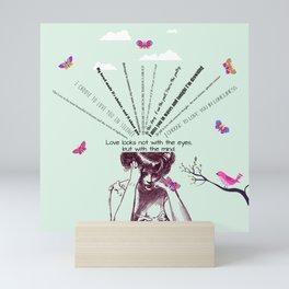 Love 1 Mini Art Print