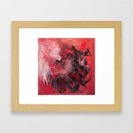 zen 8 Framed Art Print