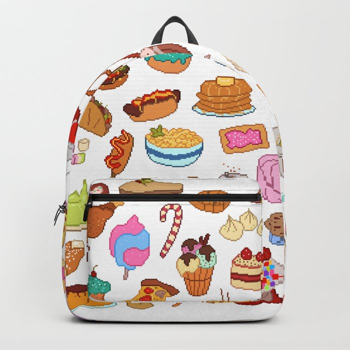 Cute food Backpack