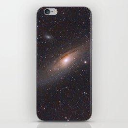 The Andromeda Galaxy iPhone Skin