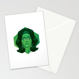 Jade Stationery Cards