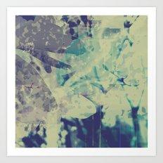 Through the Fog Art Print
