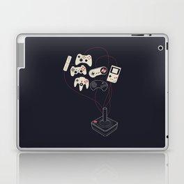 Videogame Laptop & iPad Skin