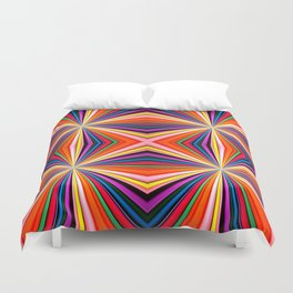Pages Of Her Life Duvet Cover
