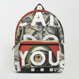 You Can Do This Backpack