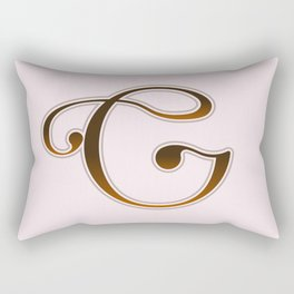 The Gourmet G Rectangular Pillow