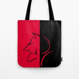 Mephisto ~ From Sinners And Saints ~ Bohème Tote Bag