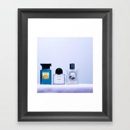 perfume ver.cool purple Framed Art Print