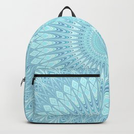 Ice Star Mandala Backpack