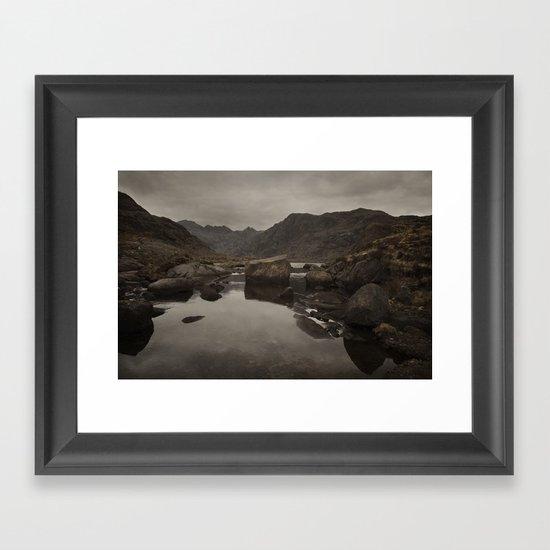 Loch Coruisk  Framed Art Print