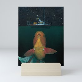 We're Gonna Need a Bigger Boat Mini Art Print